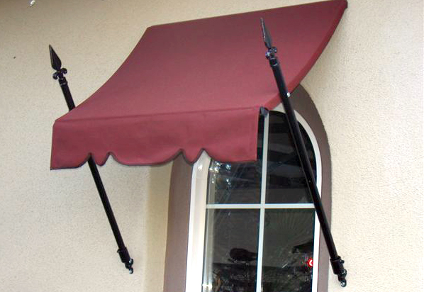 Spear Awning for Home and Business