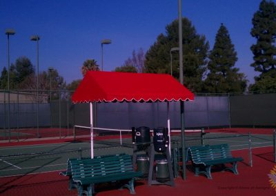 Free Standing Awnings and Canopies
