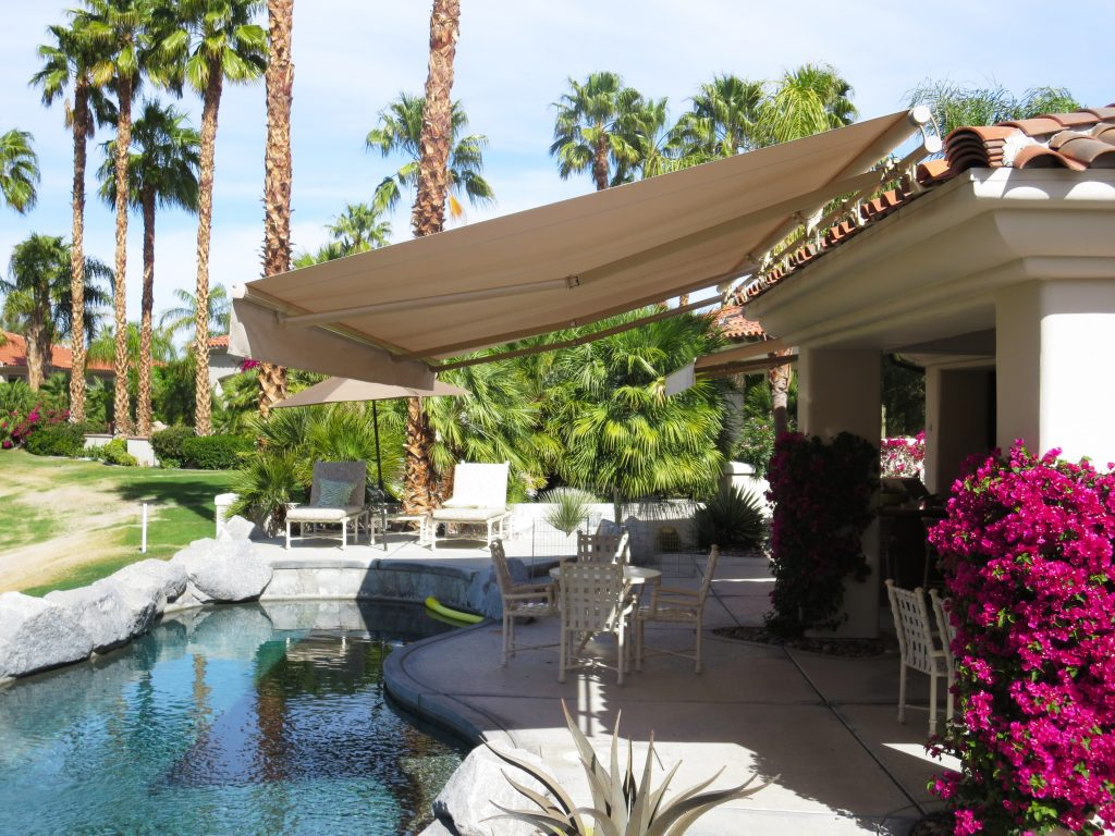 Retractable Awnings Above All Awnings Palm Desert