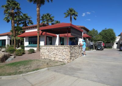 Terracotta Awnings Golf Course