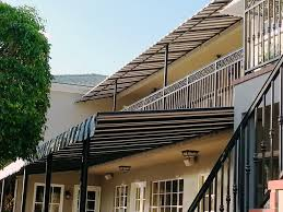 Balcony Cover and Fixed Awning