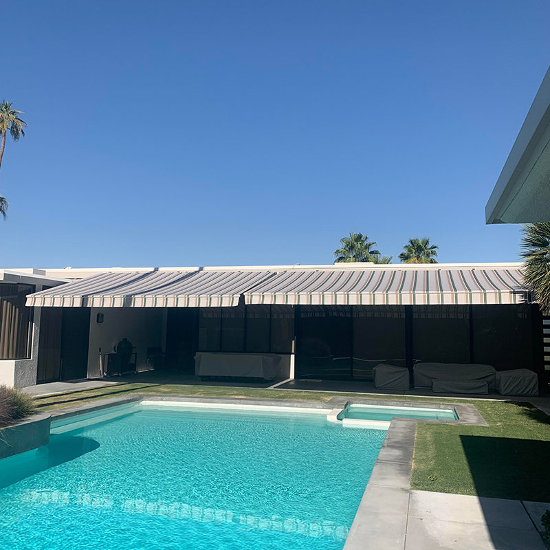 Retractable Awnings - Above All Awnings Palm Desert