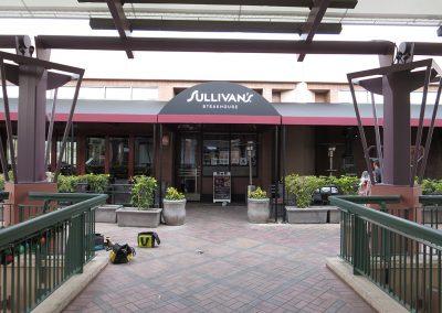Commercial Restaurant Awning Sullivan's