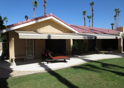 Palm Springs Retractable Awnings